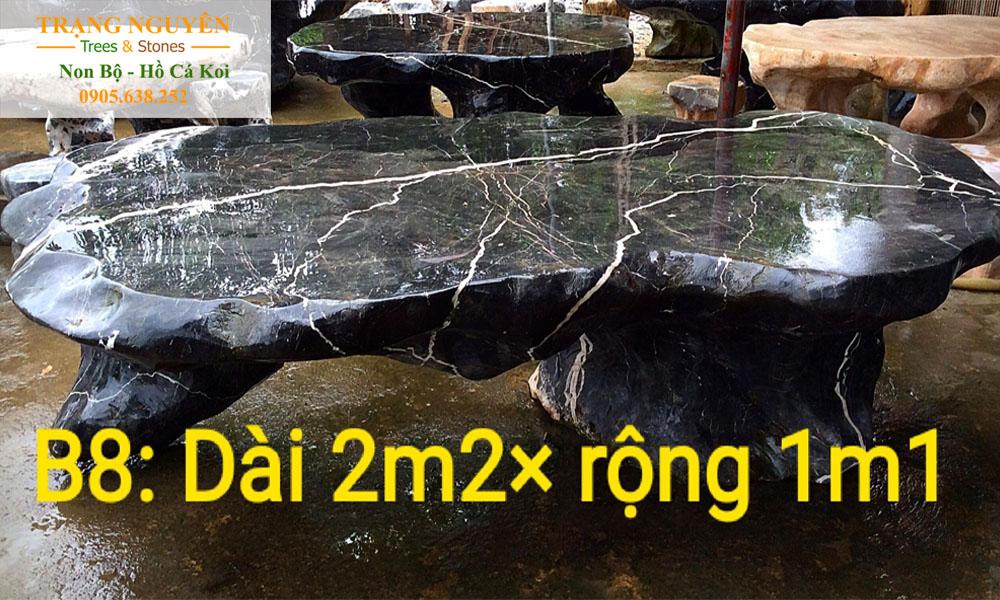 Bàn đá tự nhiên số 2